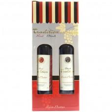Hộp quà 2 chai Rượu vang Tradition