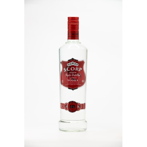 Ruou Vodka Scorp 40% La Martiniquaise VN